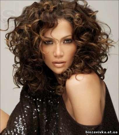 биохимия волос крупные локоны фото